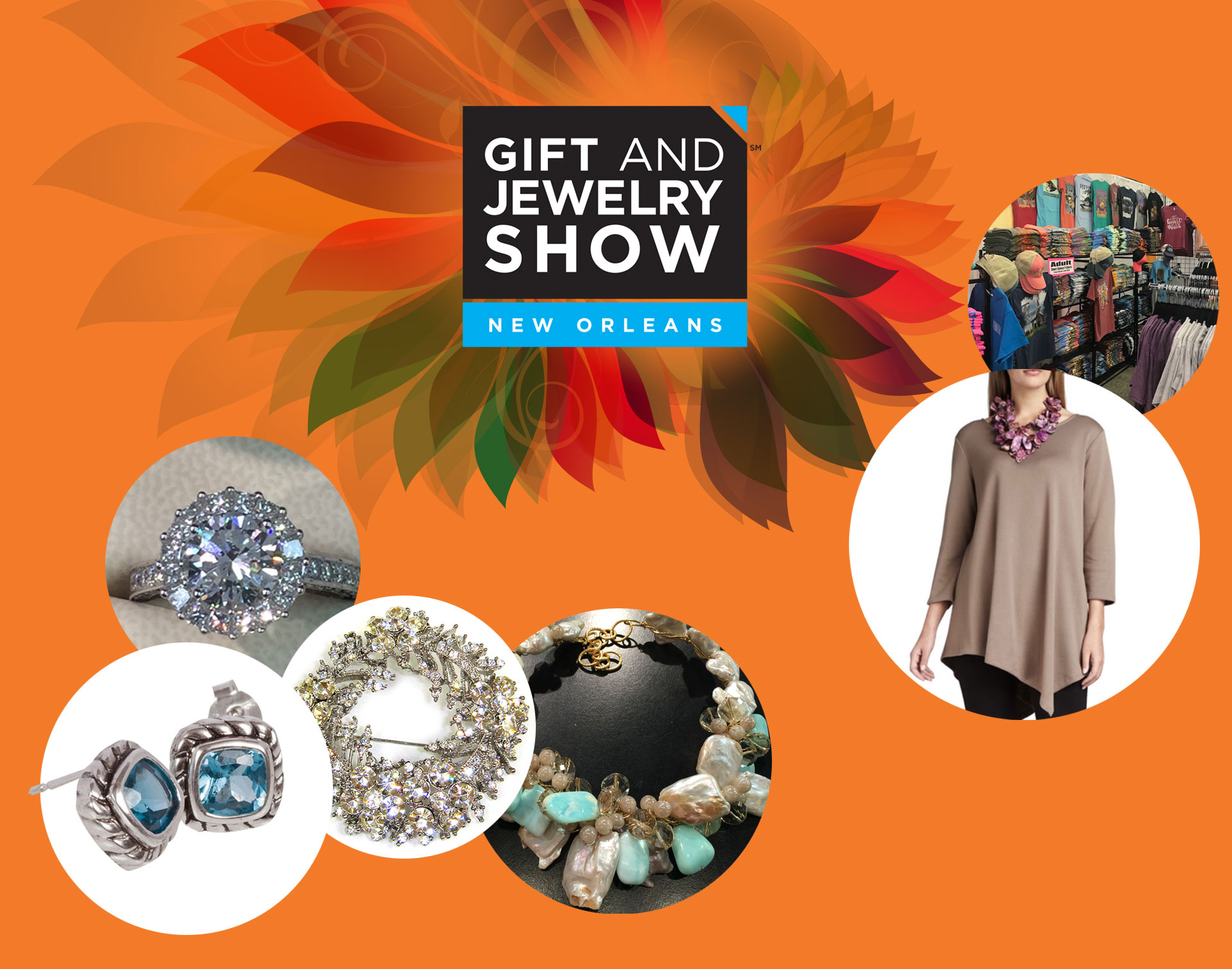 Jewelry show new orleans 2018 tickets style guru for Jewelry show chicago 2018